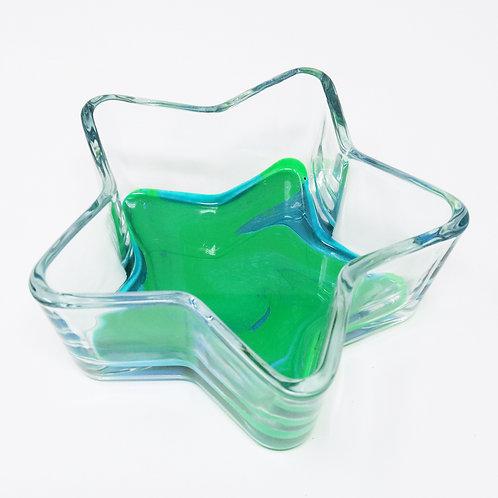 Seaweed Glass Star