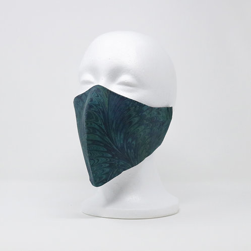 Dark Peacock Mask