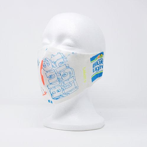 Retro Blue Light Mask