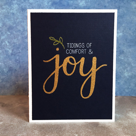 Tidings of Joy Mini
