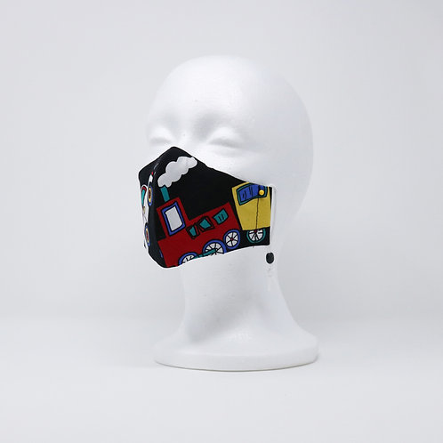 Mini Motors Mask