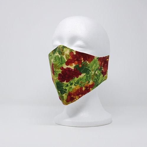 Grape Vineyard Mask