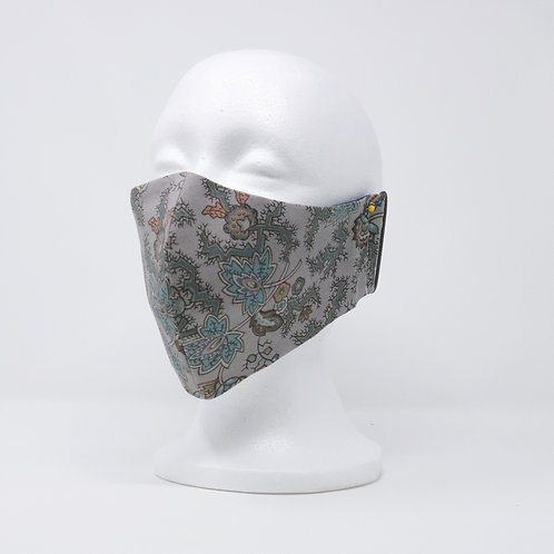 Grey Abstract Mask