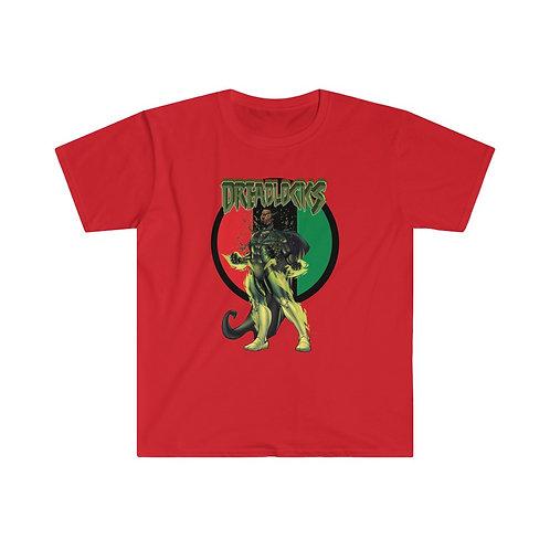 DREADLOCKS RBG Softstyle T-Shirt