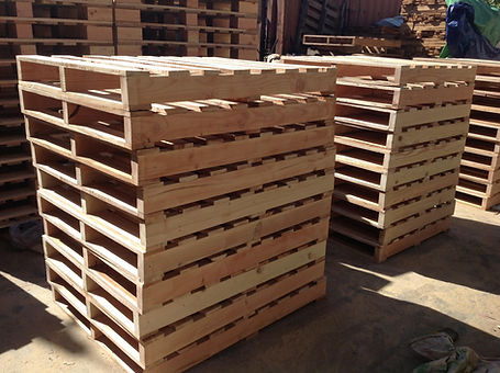 pinewood pallets