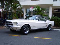 Garry's 67 Mustang