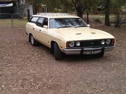 Stuart's XC Wagon