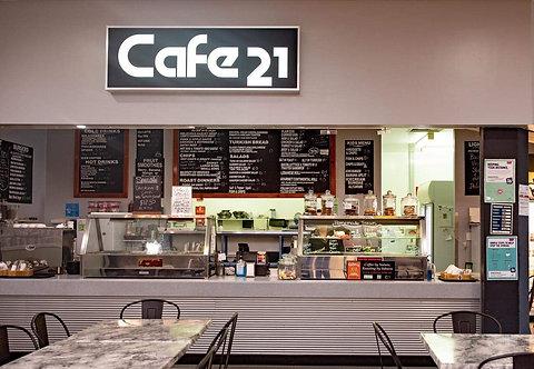 Cafe 21 Australind