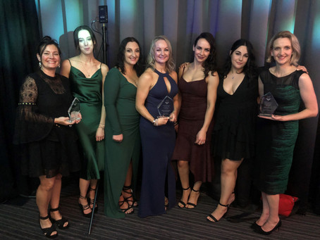 EYES @AUSTRALIND- AWARD WINNING  SUCCESS AT SOUTHWEST BUSINESS AWARDS 2019