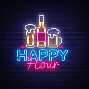 HAPPY HOUR  -FRIDAYS
