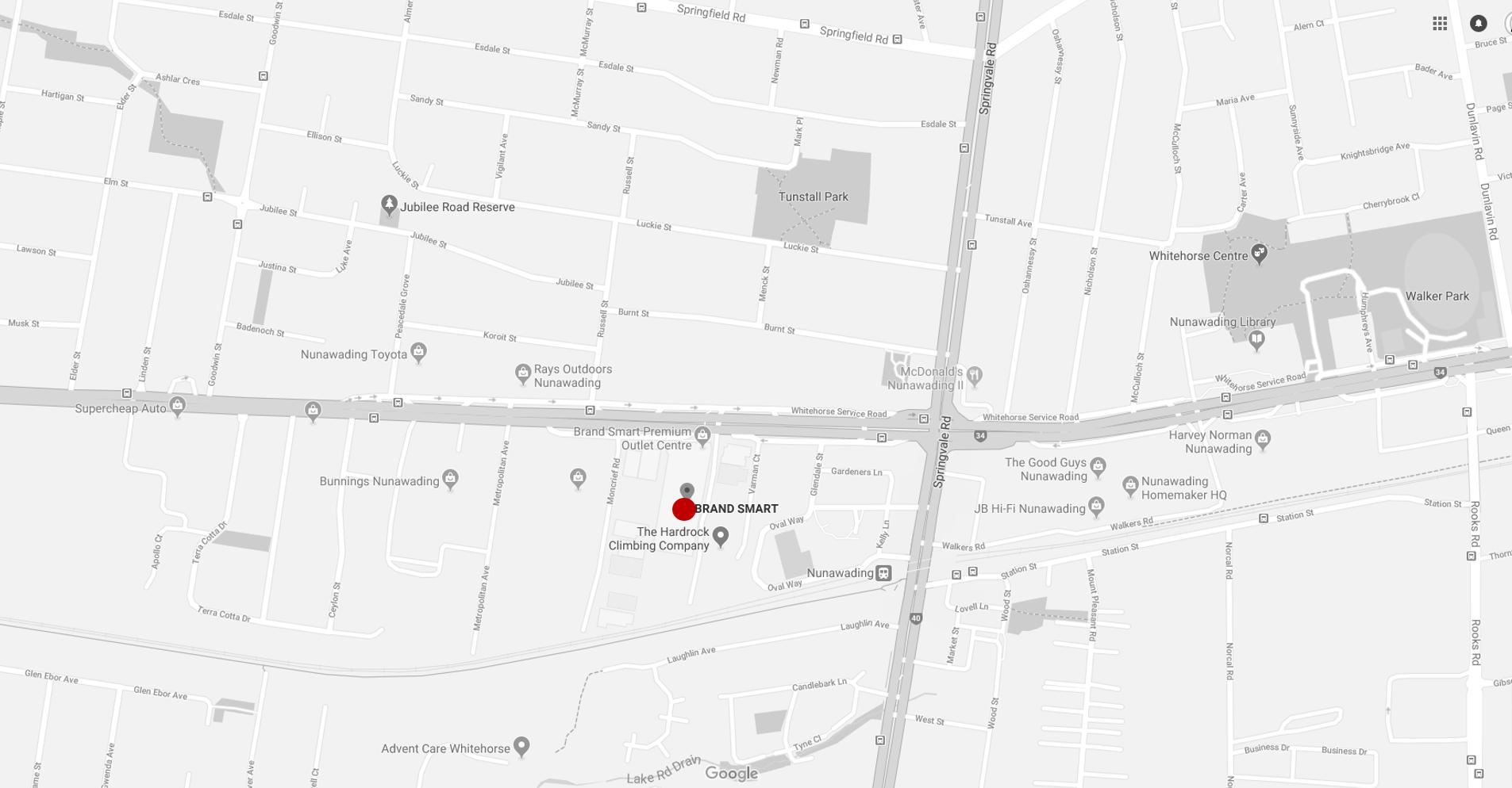 Brand Smart Location