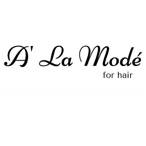 A la Mode`for hair