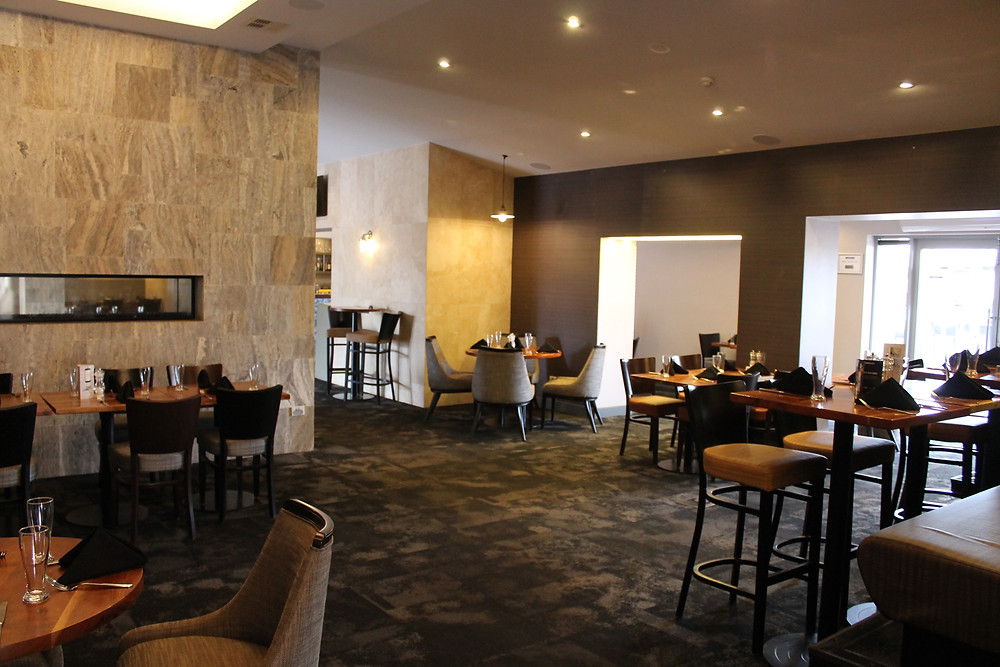The bistro can be hired for meeting / events
