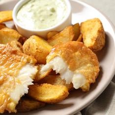 FRIDAY  - FISH & CHIPS $18