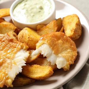 FRIDAY  - FISH & CHIPS $18 +SCHOONER $22