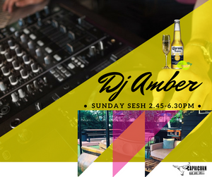 DJ Amber Capricorn Bar and GRill