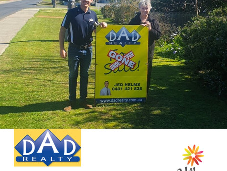 What's New at DAD REALTY