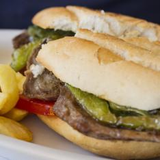 SATURDAY - STEAK SANDWICH $18