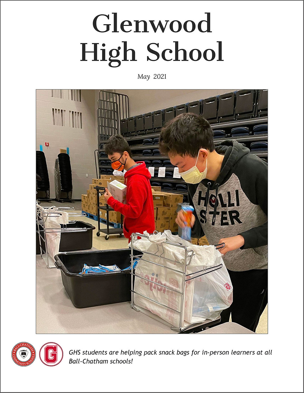 GHS May Newsletter