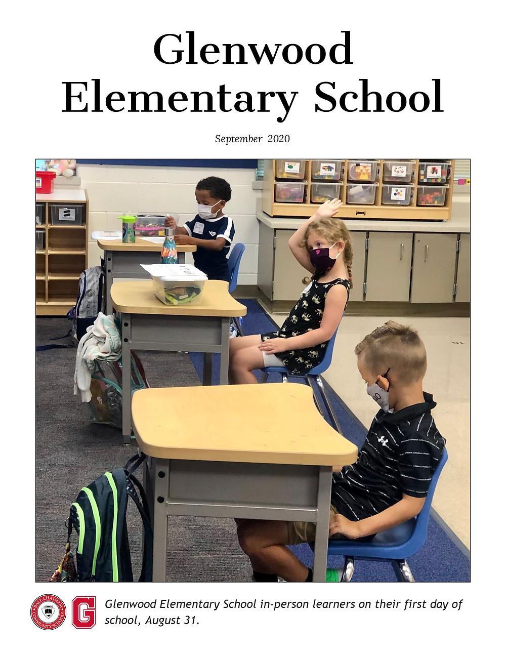 Glenwood Elementary Sept. 2020 Newsletter