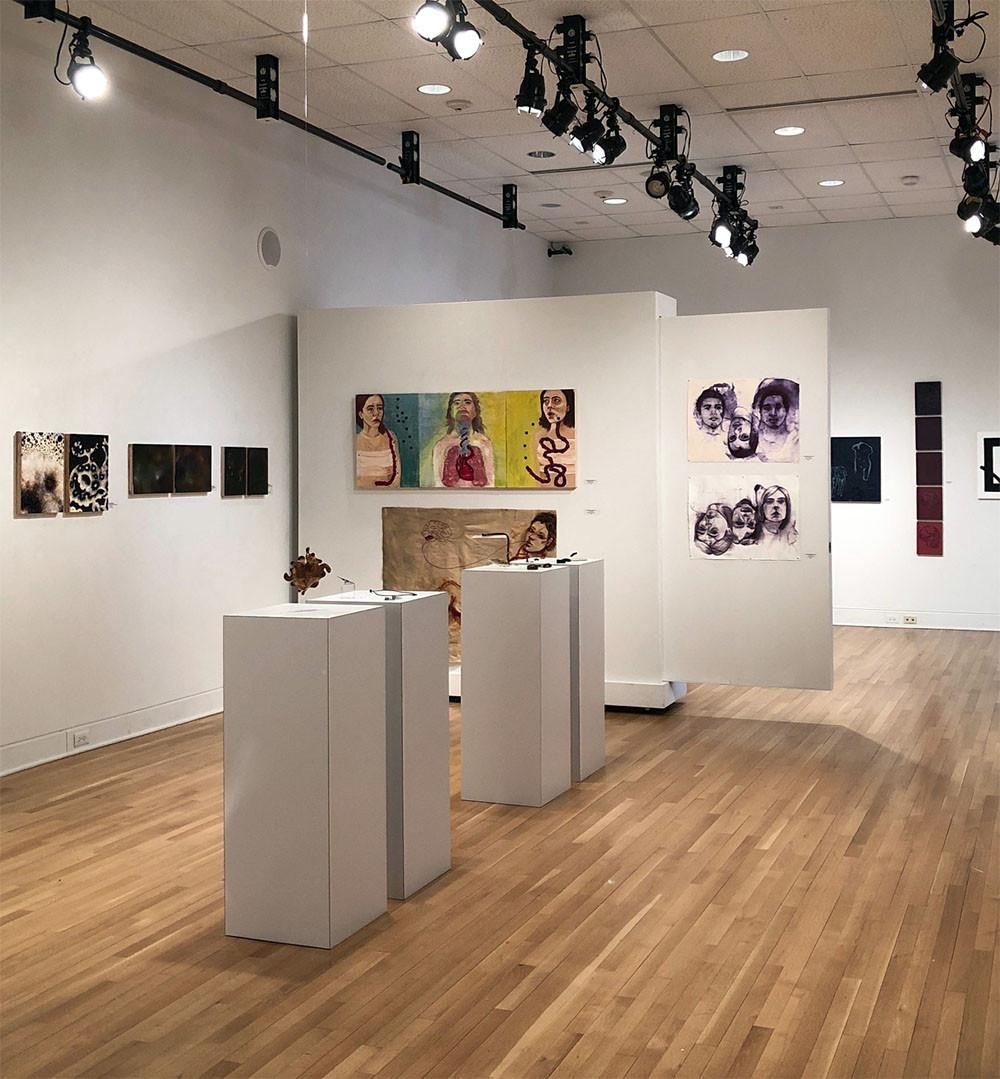 Art Gallery at Purdue University