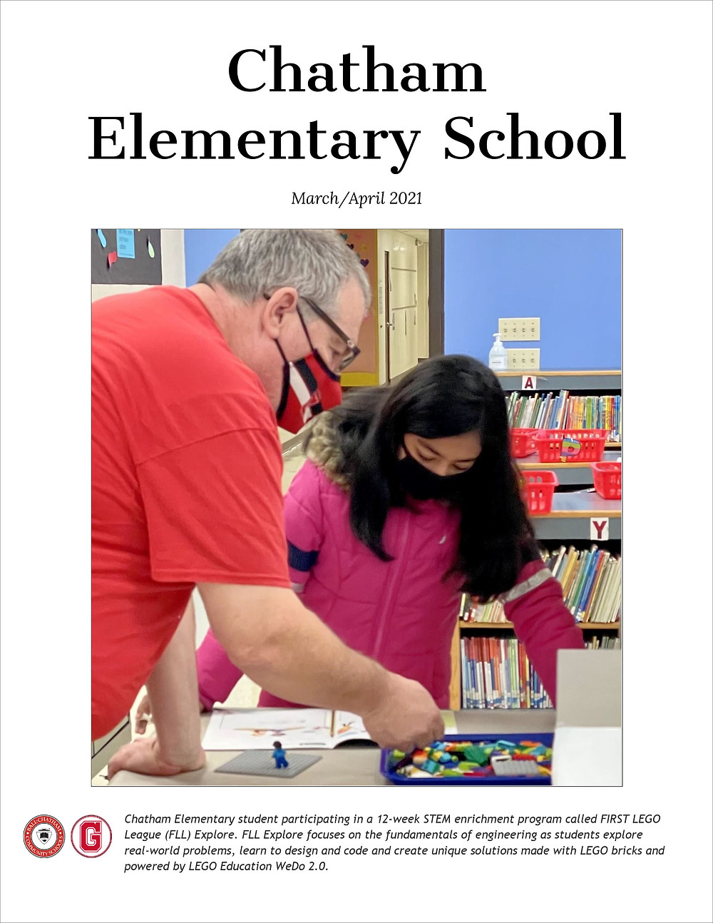 CES Newsletter for March/April