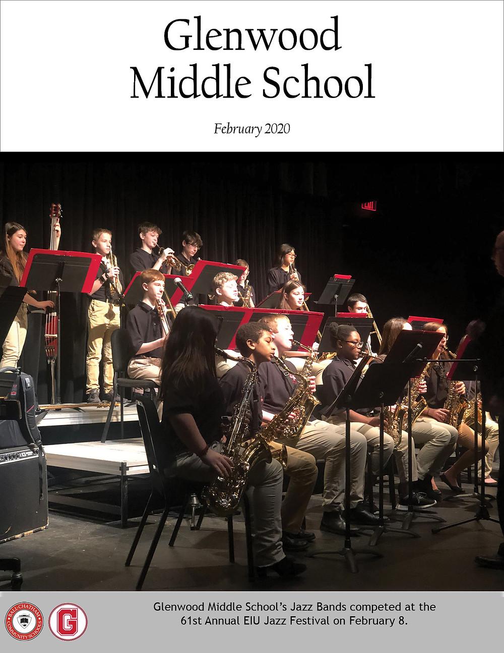 GMS February Newsletter cover