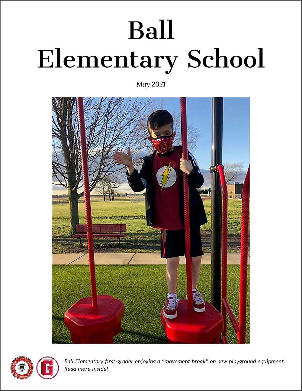 Ball Elementary May Newsletter