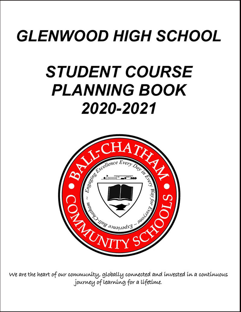 GHS Course Planning Book