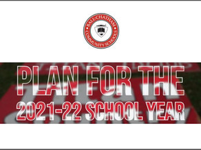 Plan for the 2021-22 School Year - Updated 8.13.21