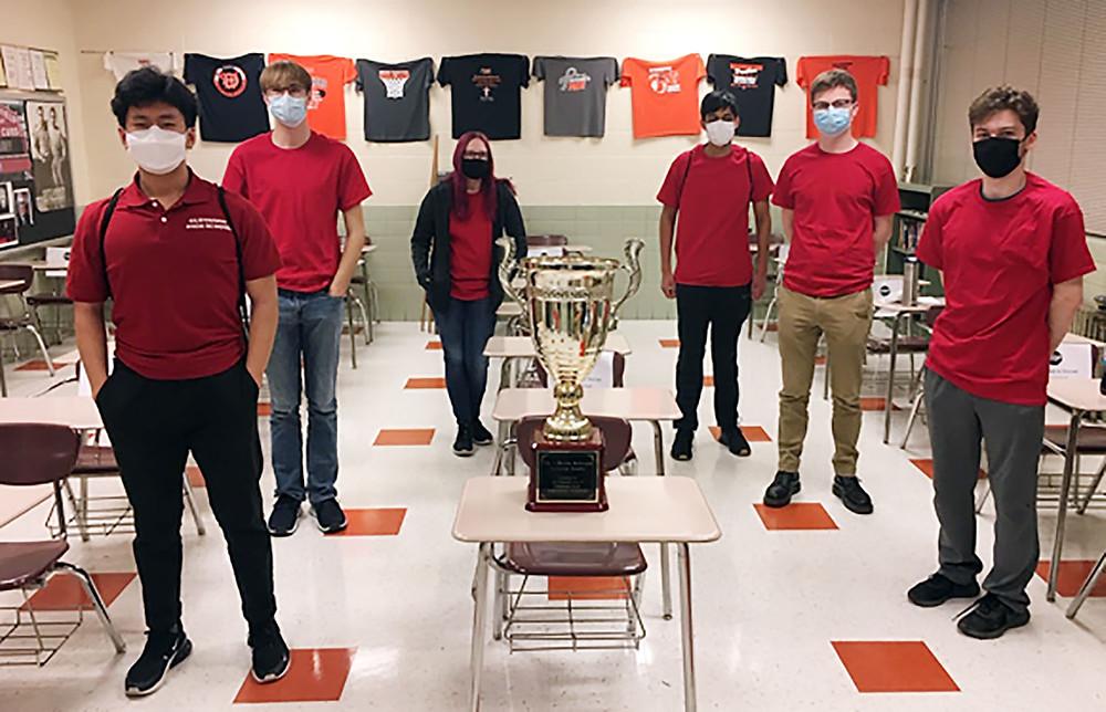 Scholastic Bowl Team