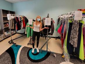 GHS' Titan Closet is Now Open