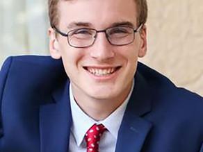 Joshua Eiter Named Academic All-American