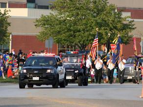 Homecoming Parade Pics