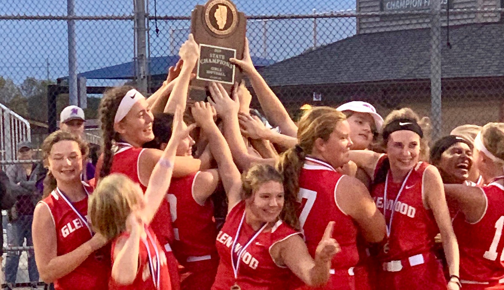 GMS Softball Team are State Champs!