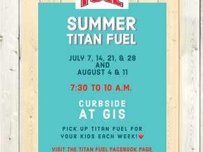 Titan Fuel Continuing Through July, First of August