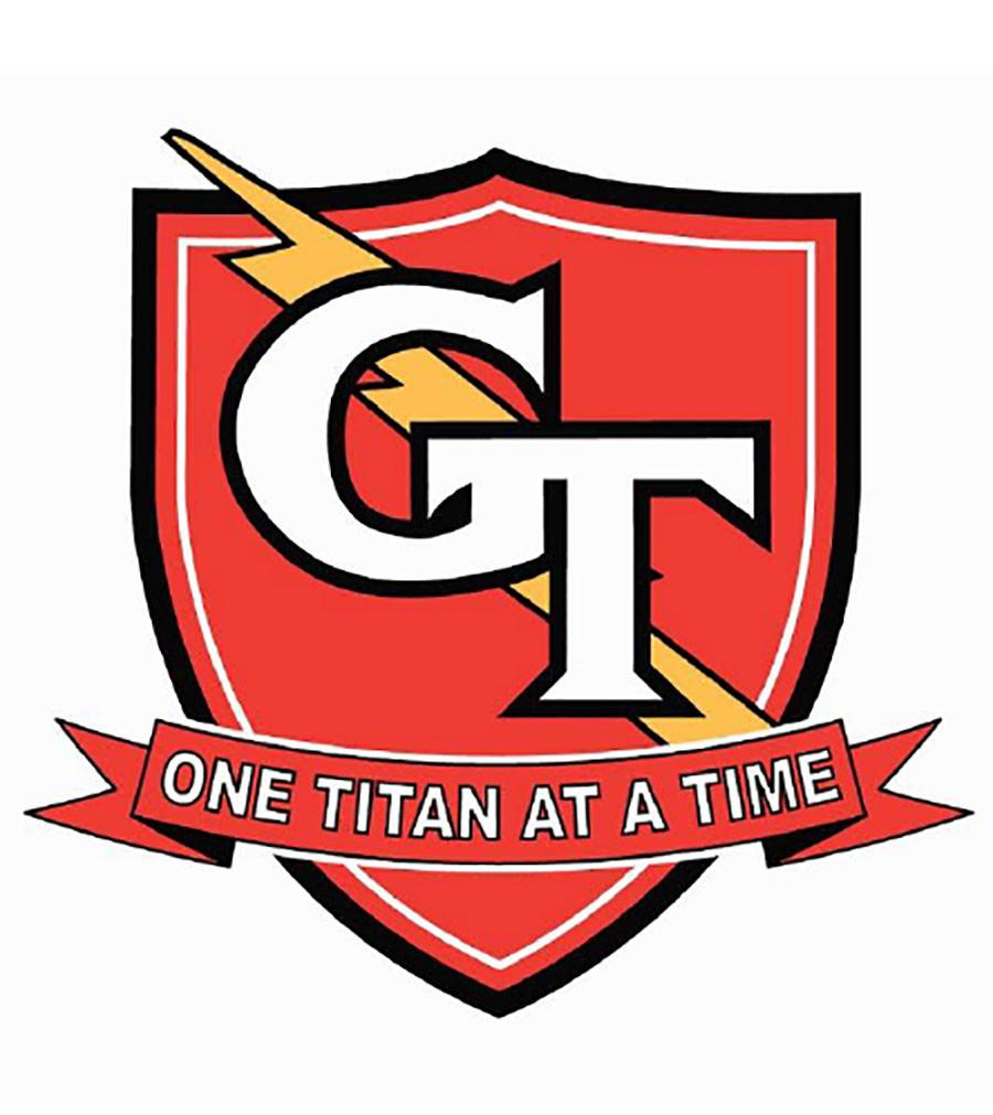 Glenwood Titan Superheroes logo