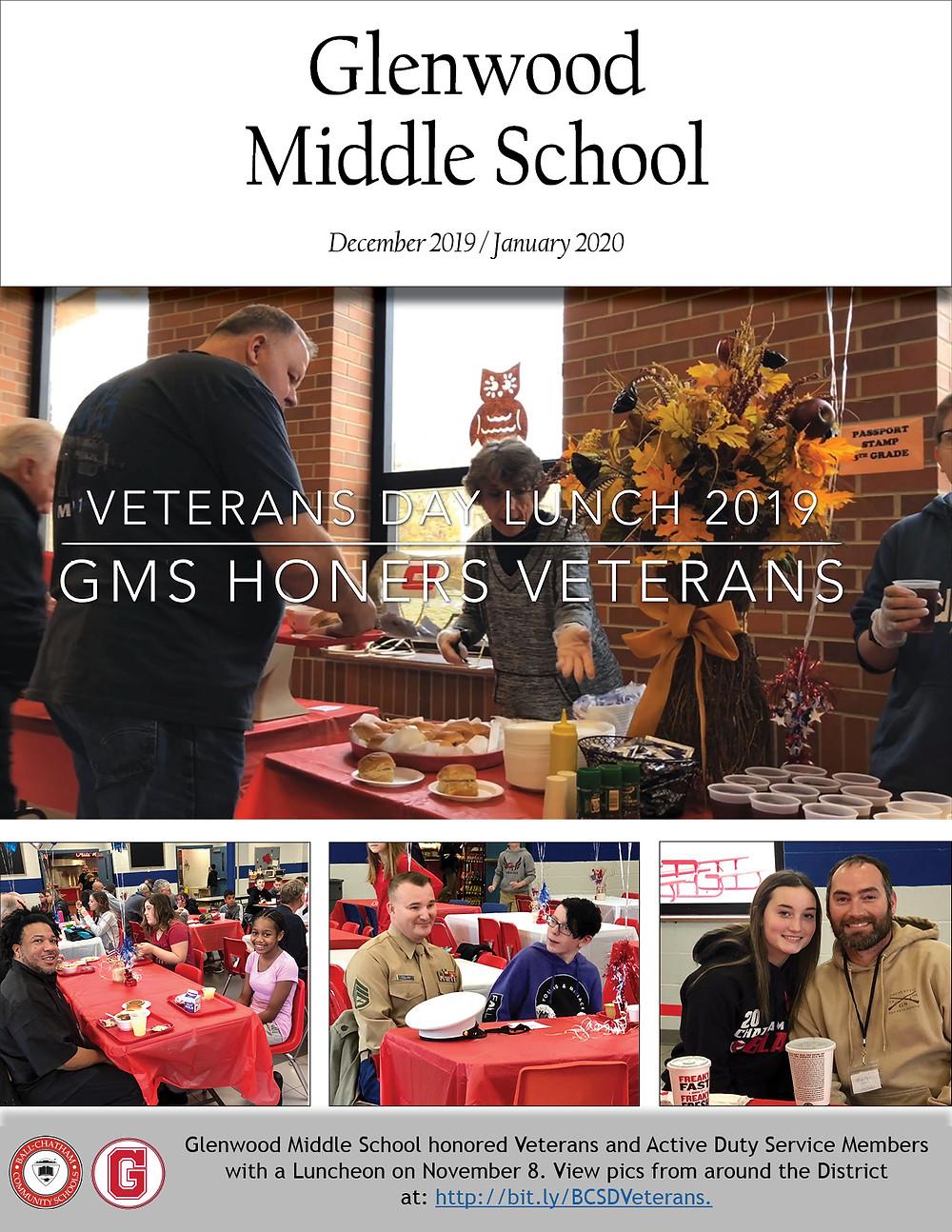 GMS December/January Newsletter