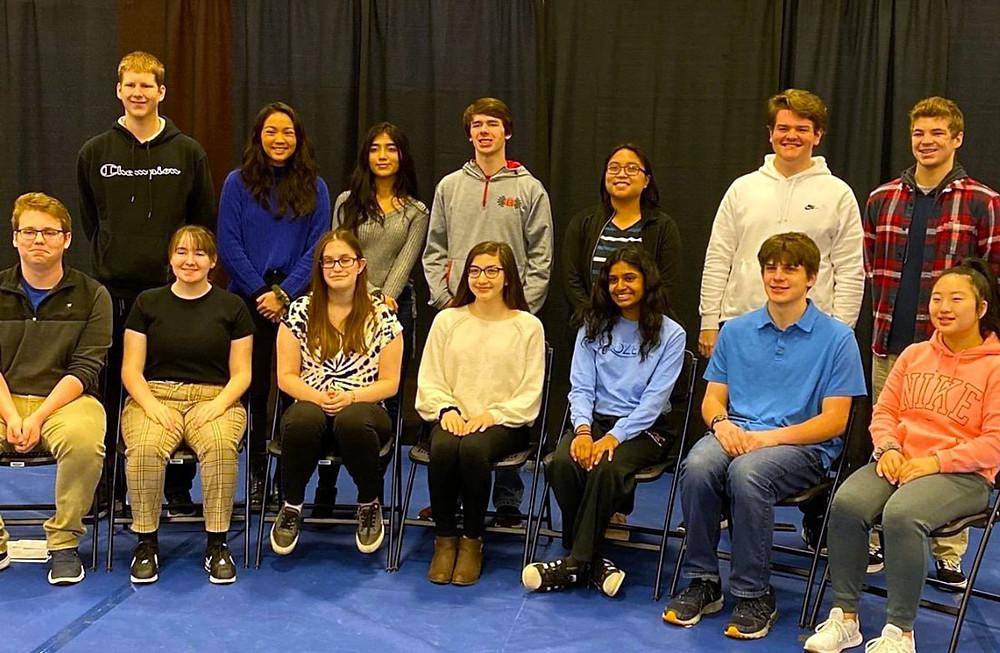 GHS Academic Challenge Team