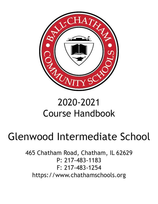 GIS Course Handbook for 2020-21