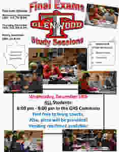 Final Exam Study Session December 18