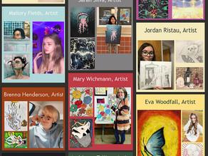 AP Studio Art Artist Spotlight