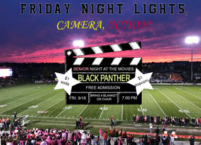 Friday Night Lights, Camera Action!