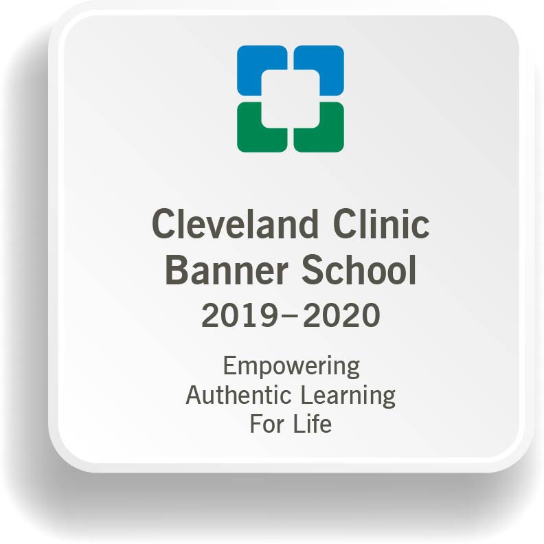Cleveland Clinic Banner for GMS