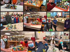 Lego League Final Projects Captured in Video/Photos!