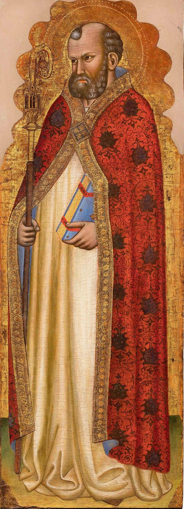 Flavio Gianassi - FG Fine Art - Cecco di Pietro sant ambrogio
