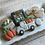 Thumbnail: Farmhouse Easter Intermediate Online Cookie Decorating Class #10