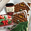 Thumbnail: Christmas Cabin Intermediate Cookie Decorating Online Class #5