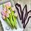 Thumbnail: Tulip Bouquet Cookie Decorating Online Class #6
