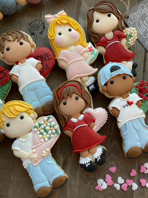 Lovable Kids Cookie Decorating Online Class #15